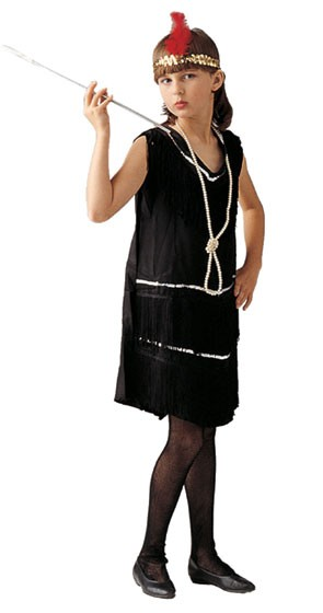 Child Deluxe 20's Flapper Costume