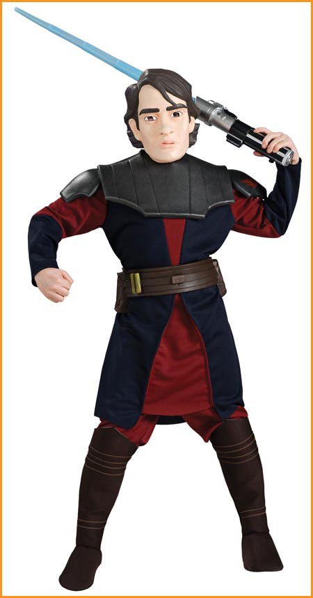 Child Deluxe Anakin Skywalker Costume