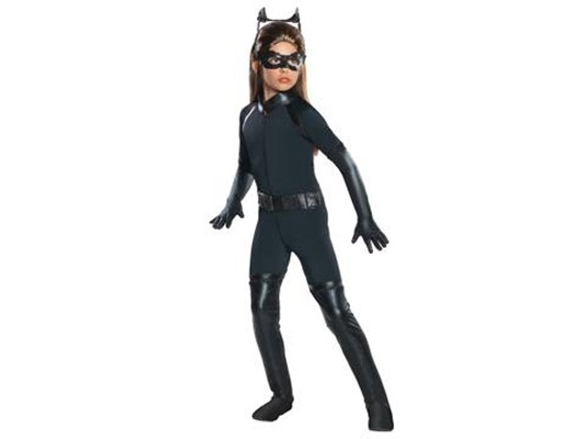 Child Deluxe Catwoman Costume