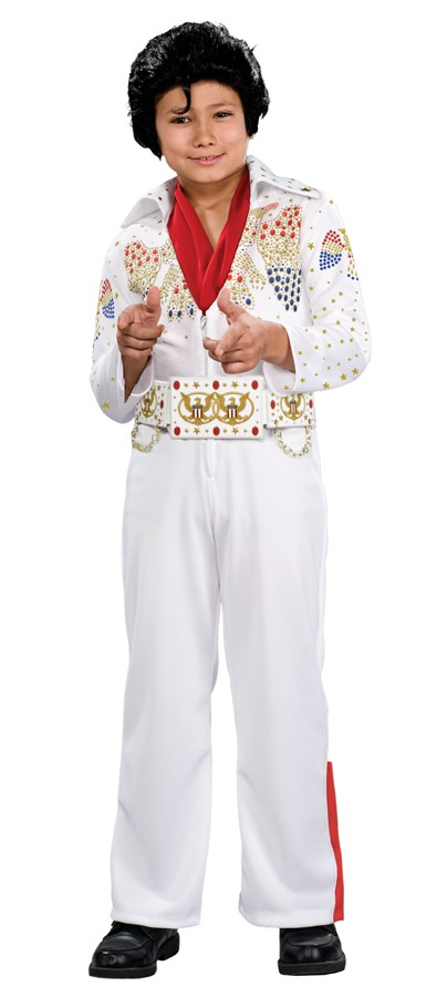 Child Deluxe Elvis Costume
