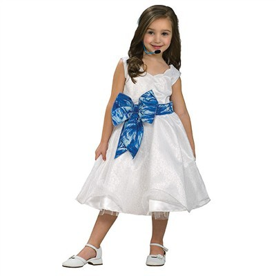 Child Deluxe Gabriella Costume