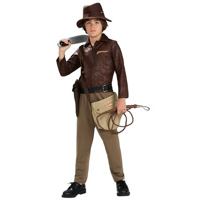 Child Deluxe Indiana Jones Costume