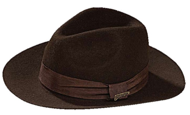 Child Deluxe Indiana Jones Hat