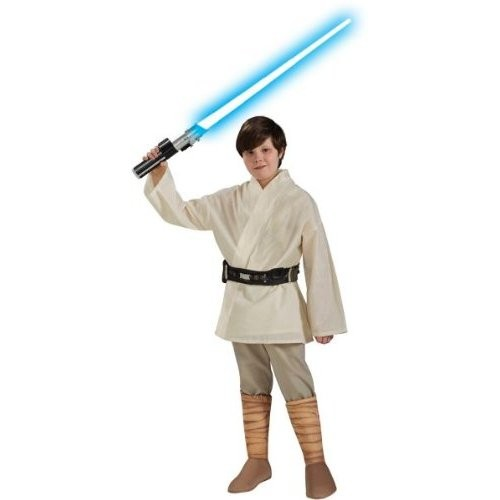 Child Deluxe Luke Skywalker Costume