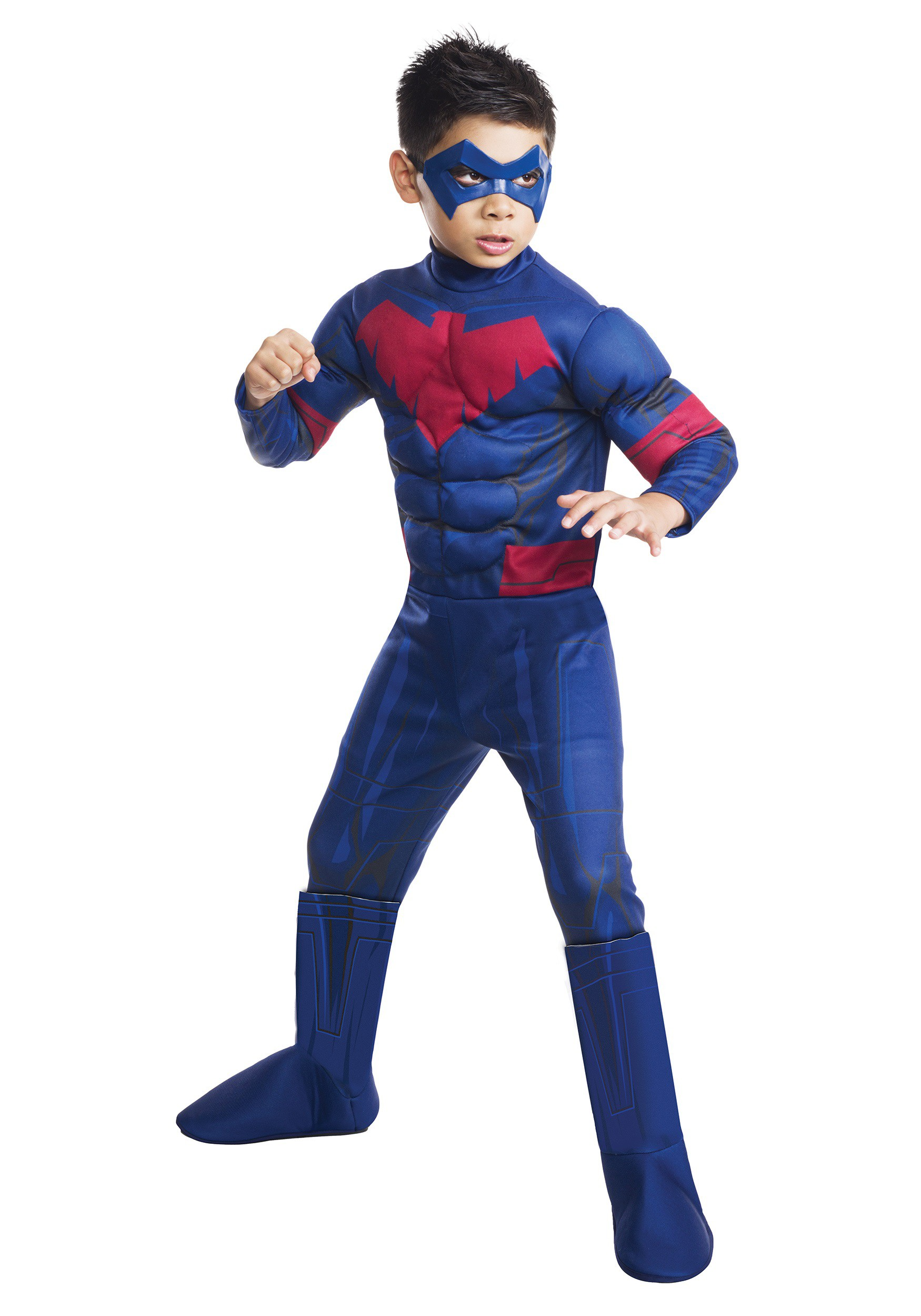 Child Deluxe Nightwing Costume