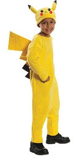 Child Deluxe Pikachu Costume