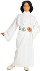 Child Deluxe Princess Leia Costume