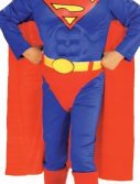 Child Deluxe Superman Costume