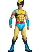 Child Deluxe Wolverine Costume