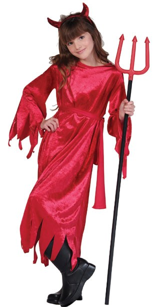 Child Devil Costume