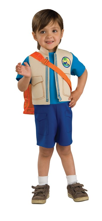 Child Diego Costume