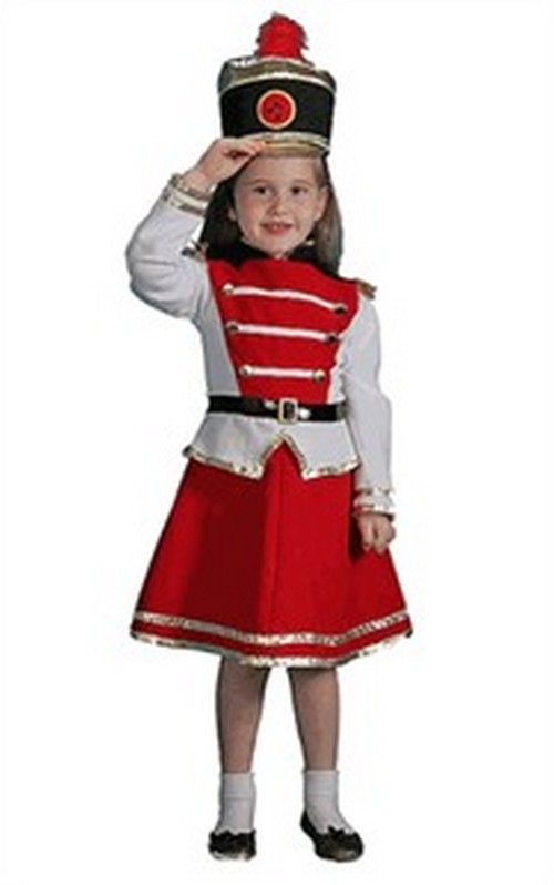 Child Drum Majorette Costume