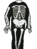 Child EVA Skeleton Costume