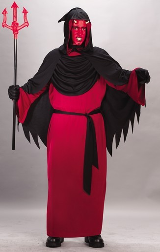 Child Emperor of Darkness Costume
