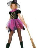 Child Fairy Witch Costume