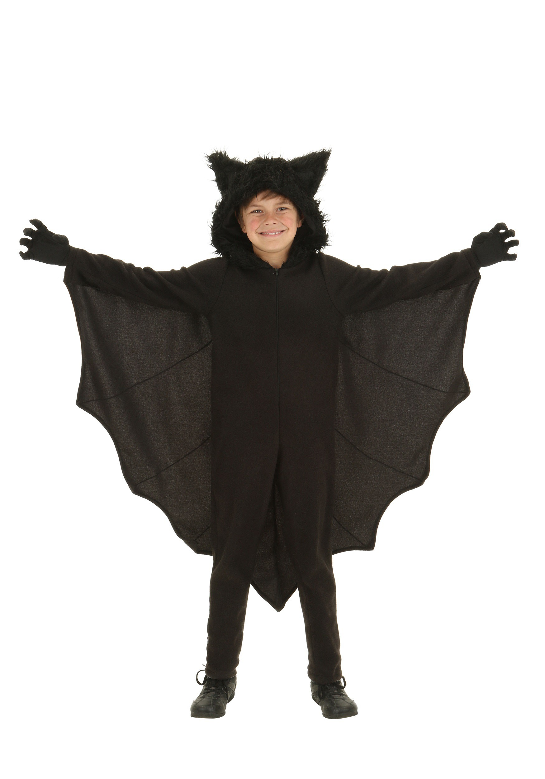 Child Fleece Bat Costume