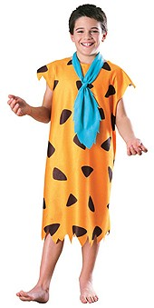 Child Fred Flintstone Costume