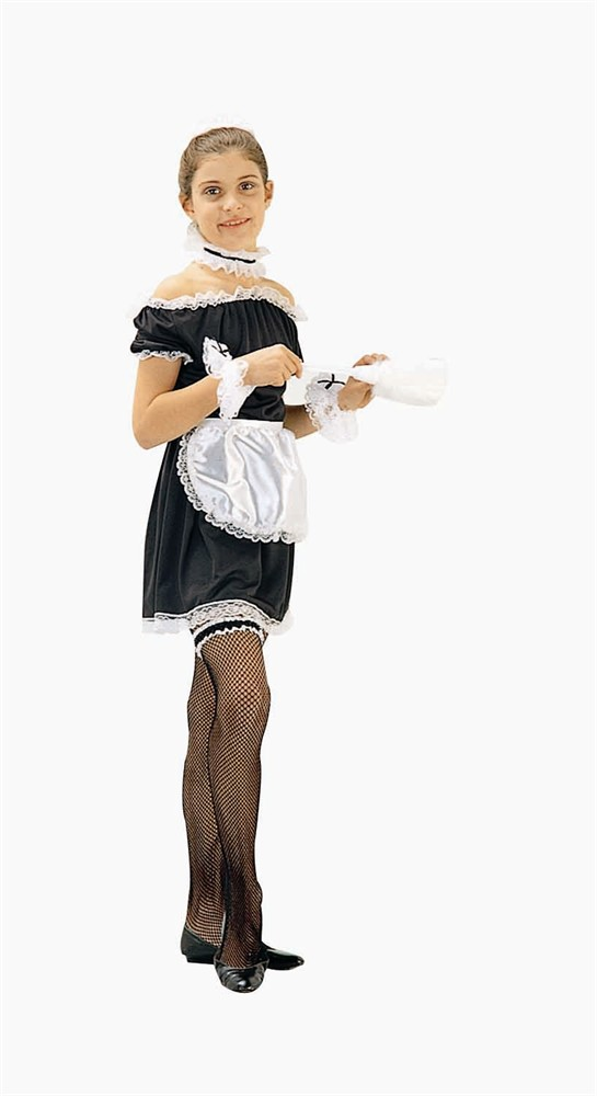 Child French Maid Costume