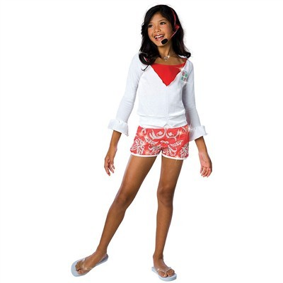 Child Gabriella Lifeguard Costume
