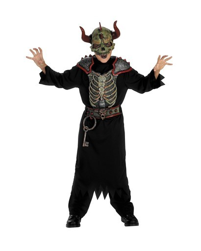 Child Gatekeeper Costume