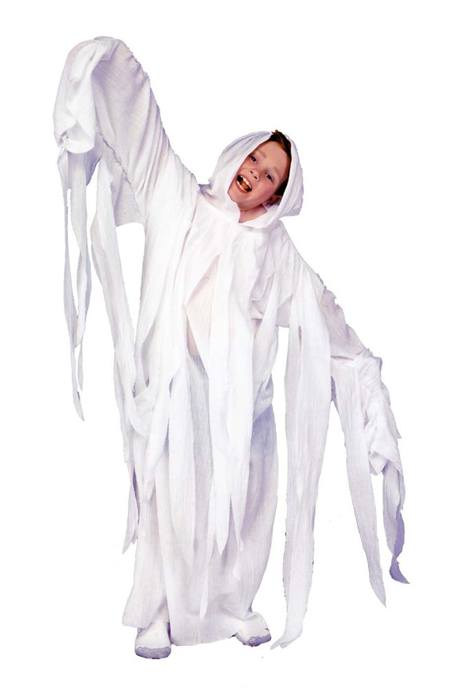 Child Ghost Robe