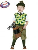 Child Golfer Costume - 4-6X