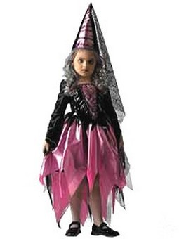 Child Gothic Princess Costume