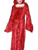 Child Gothic Red Costume