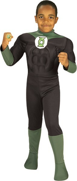 Child Green Lantern Costume