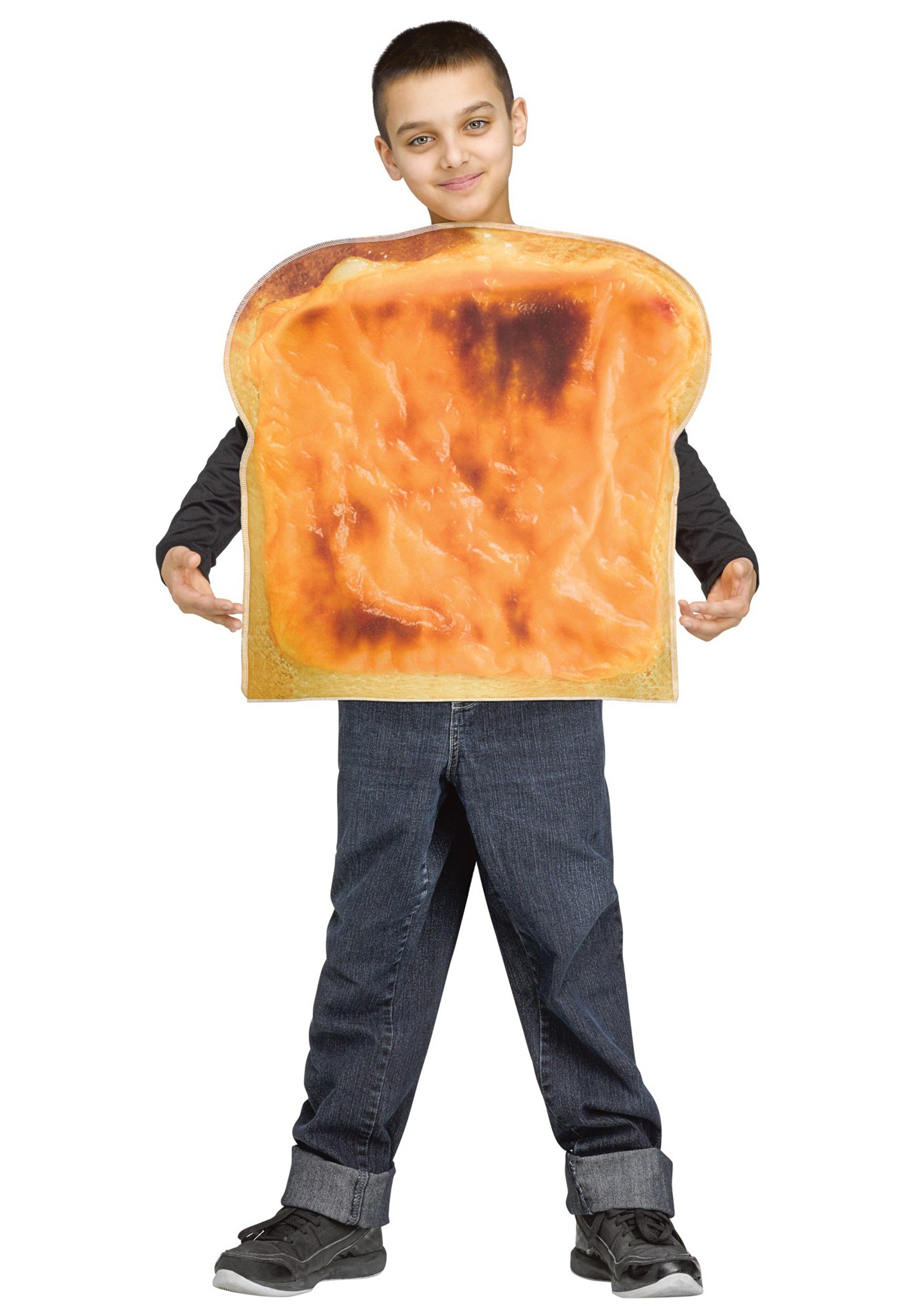 Child Grilled Cheese Costume