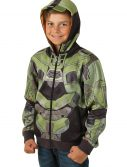 Child Halo Master Chief Costume Hoodie