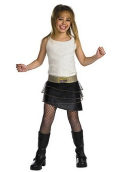 Child Hannah Montana Costume - Quality