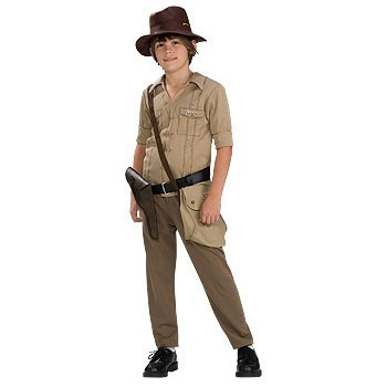 Child Indiana Jones Costume