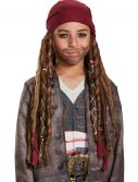 Child Jack Sparrow Bandana & Dreads Kit