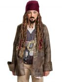 Child Jack Sparrow Goatee & Mustache
