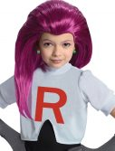 Child Jessie Team Rocket Wig