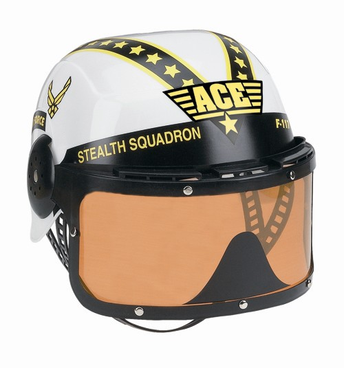 Child Jr. Armed Forces Pilot Helmet