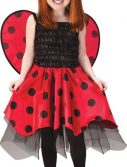 Child Lady Bug Costume