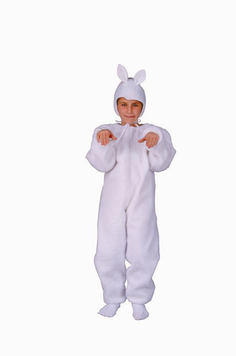 Child Lamb Plush Costume