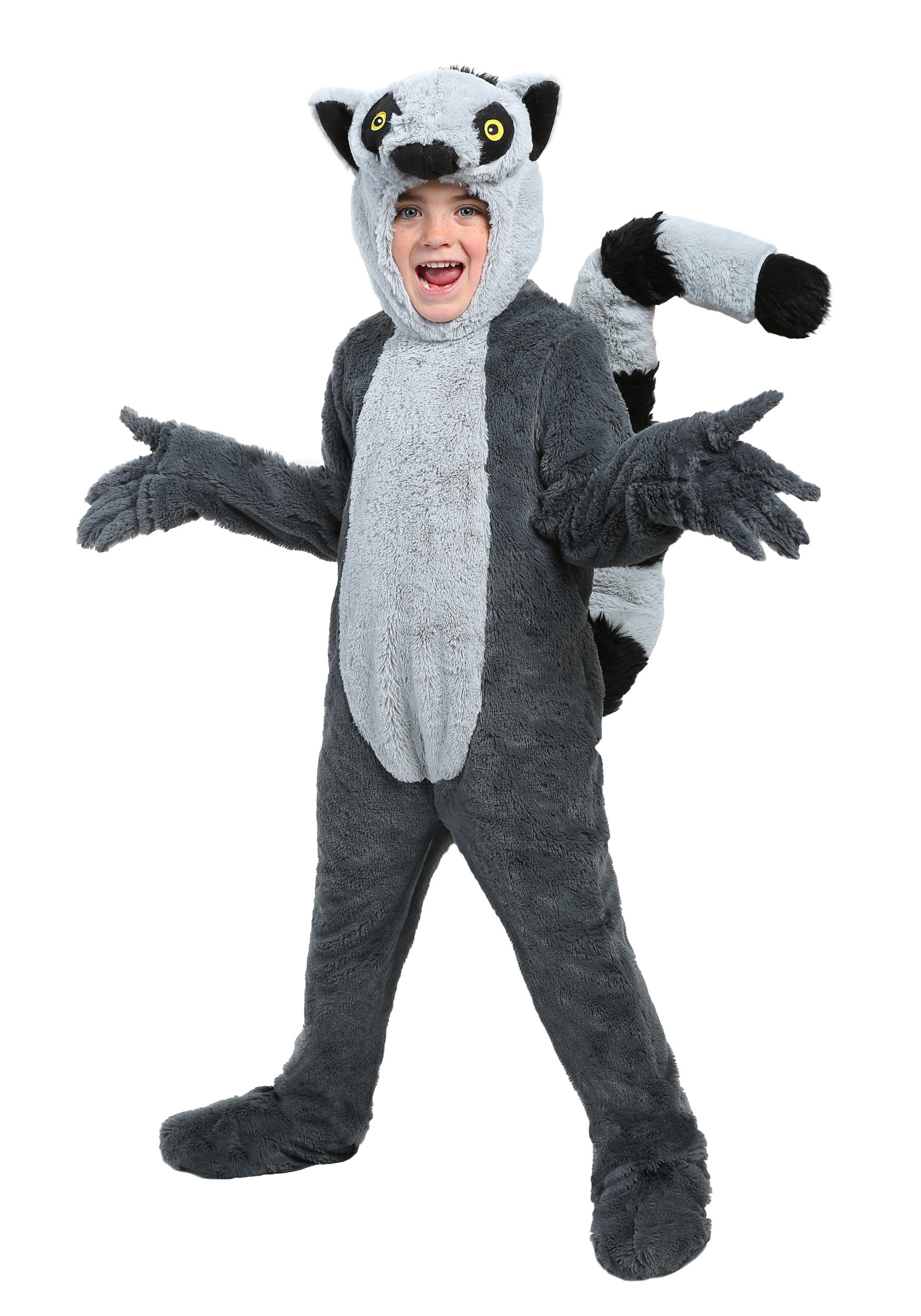 Child Lemur Costume
