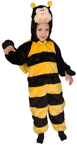 Child Little Honey Bee Costume