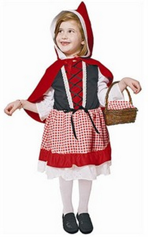 Child Little Red Riding Hood Costume