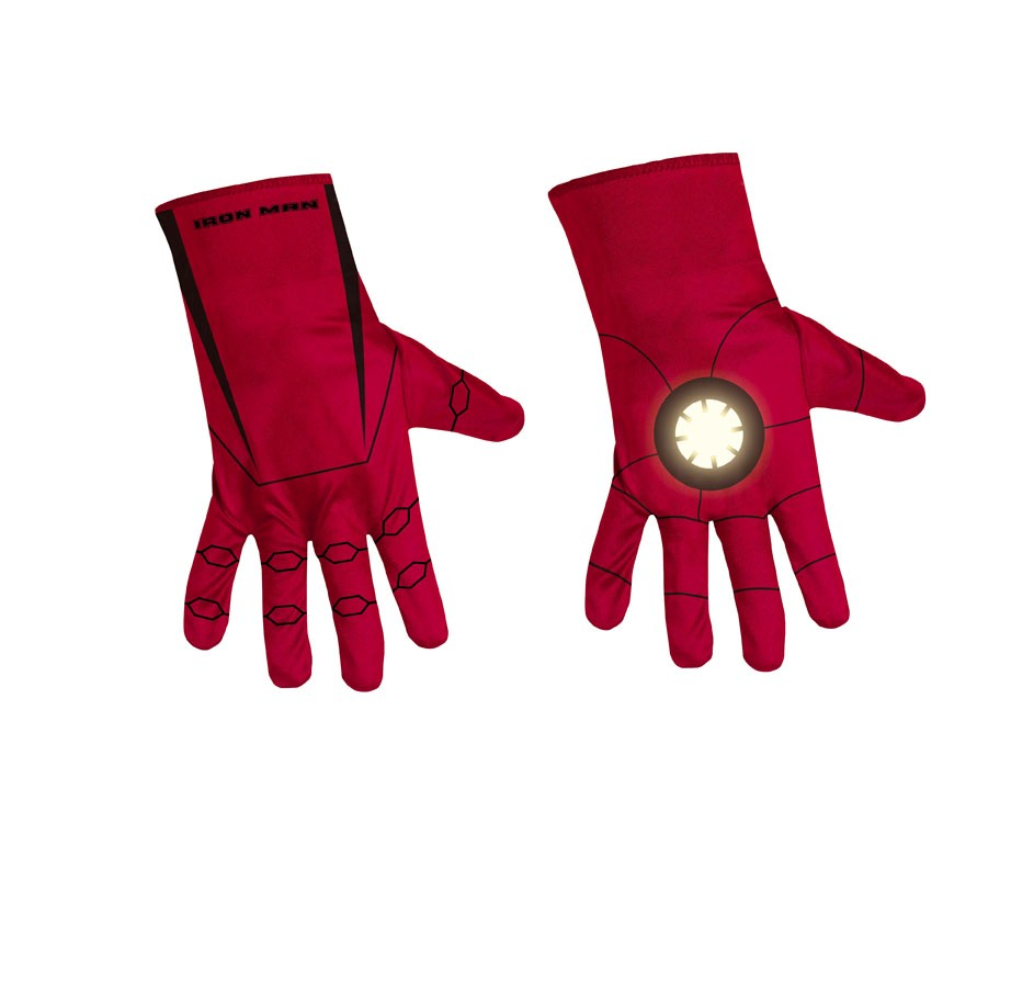 Child Mark VI Iron Man Gloves