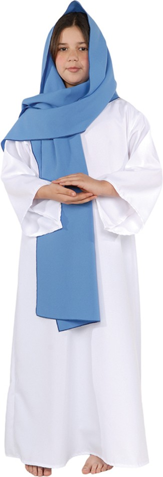 Child Mary Religious Costume