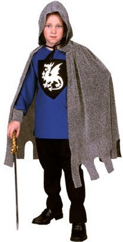 Child Medieval Dragon Knight Costume