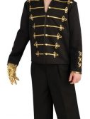 Child Michael Jackson Black Military Jacket