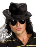 Child Michael Jackson Fedora