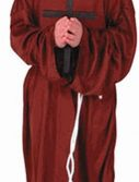 Child Monk Costume