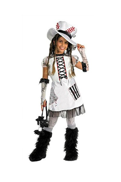 Child Monster Bride Costume - Medium