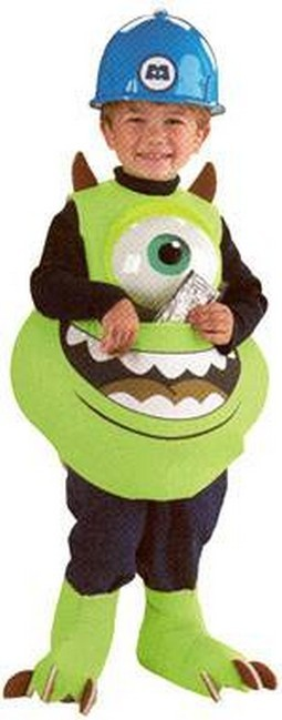 Child Monsters Inc Costume